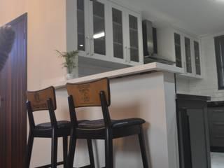 Julia Pinheiro Interiores Kitchen
