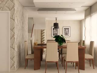 Julia Pinheiro Interiores Dining room