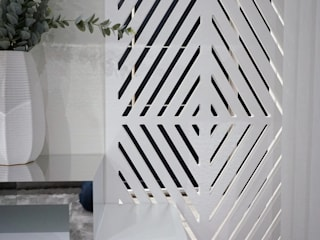 Moradia Santa Iria Azóia MEA Interior Design Sala de estarTV e mobiliário