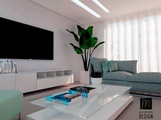 Sala de Estar Minimalista MEA Interior Design Salas de estar minimalistas