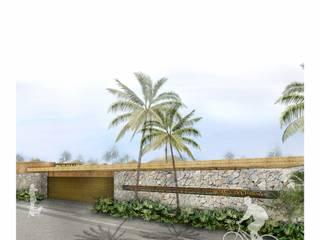 Seaside Collective STUDIOGRA/PH ARCHITECTS Hotel Tropis Kayu