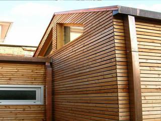 Casa in legno Luisa Olgiati Casa di legno