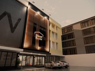 Cloudroom Modernize Design + Turnkey บ้านเดี่ยว ไม้ Brown