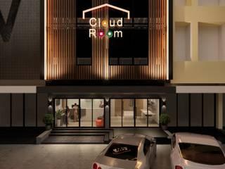 Cloudroom Modernize Design + Turnkey บ้านและที่อยู่อาศัย ไม้ Brown