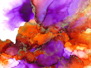 Holly Anderson Fine Art ArtworkPictures & paintings Purple/Violet