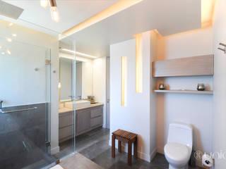 Unio Studio Modern bathroom