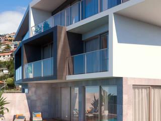 Таунхаус с 3-мя спальнями с слифтом и бассейном Amber Star Real Estate