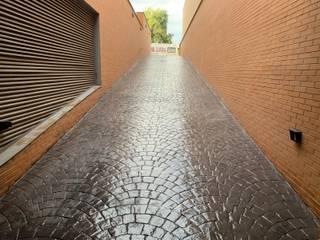 Euromar Pavimentos Carport Beton Grey