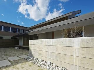 空間建築-傳 Casa di legno Grigio