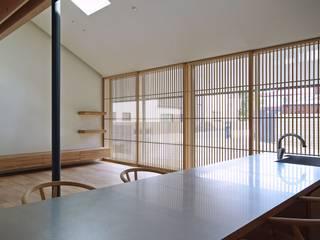 空間建築-傳 Soggiorno in stile asiatico