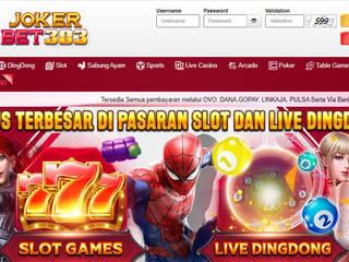 JokerBet303, Situs Sbobet Bola Tangkas, s128 sabung ayam, dingdong togel, Live Casino, Poker QQ Online, Tembak Ikan JokerBet303 pintu depan Batu Bata Red
