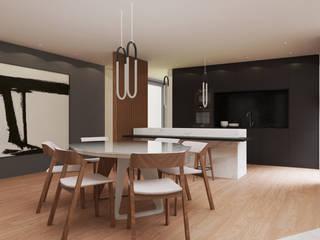 Angelourenzzo - Interior Design Minimalist dining room