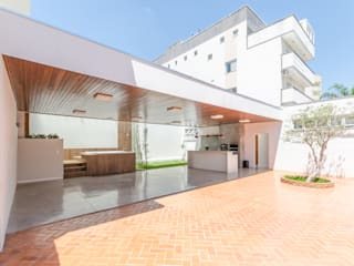 Diego Alcântara - Studio A108 Arquitetura e Urbanismo Balcony