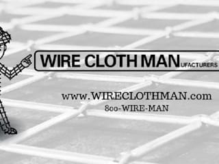 Wire Cloth Manufacturers, Inc. Front garden