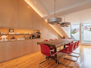 Click Inside - Real Estate Photography Ruang Makan Modern