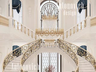 Luxury Antonovich Design Stairs