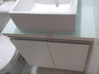 Marcenaria Good Work BathroomMedicine cabinets MDF