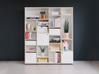 stocubo - Das modulare Regalsystem Living roomShelves