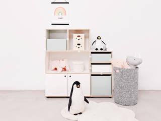 stocubo - Das modulare Regalsystem Nursery/kid's roomStorage
