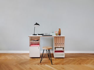 stocubo - Das modulare Regalsystem Study/officeDesks