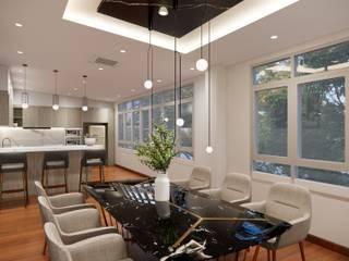 Modernize Design + Turnkey Rumah Modern Kayu Grey