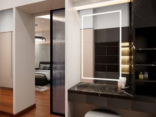 Modernize Design + Turnkey Rumah tinggal Kayu Grey