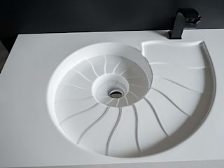 Luxum BathroomSinks White