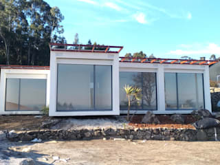 BLOC - Casas Modulares Kantor & Toko Modern