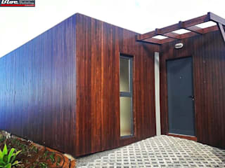 BLOC - Casas Modulares Moderne Geschäftsräume & Stores