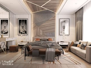 Algedra Interior Design Bedroom