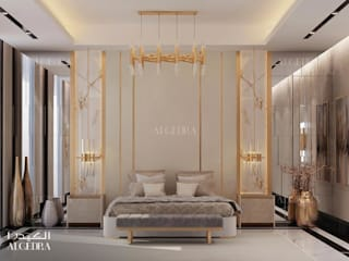 Algedra Interior Design 모던스타일 침실