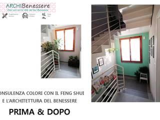 Feng Shui e Lavoro - Rinnovo Studio professionale STUDIO ARCHIBENESSERE