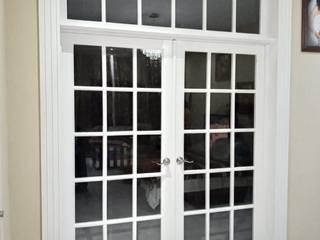 Carpintería Fabricaciones Peña Windows & doors Doors Parket White