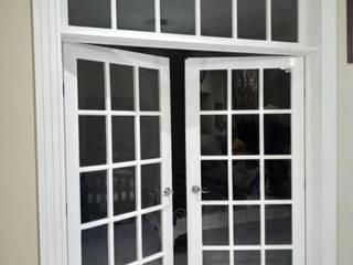 Carpintería Fabricaciones Peña Windows & doors Curtains & drapes Parket White