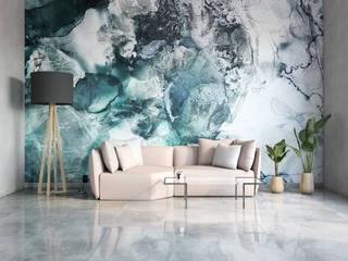Domni.pl - Portal & Sklep Modern Living Room Ceramic Grey
