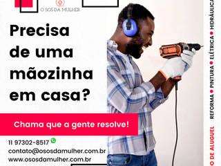 O SOS DA MULHER Rumah teras