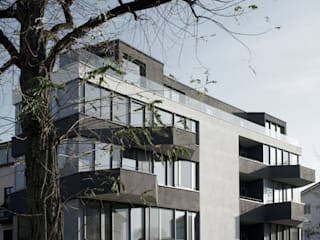 boehning_zalenga koopX architekten in Berlin Multi-Family house
