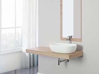 Inbagno BathroomSinks Wood Wood effect