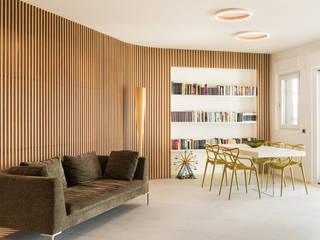 Grippo + Murzi Architetti Salas de estar modernas