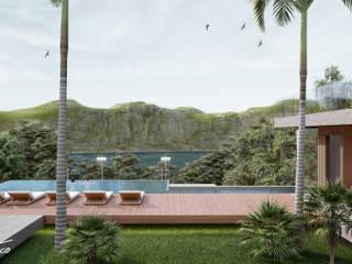 Paulo Stocco Arquiteto 無邊際泳池