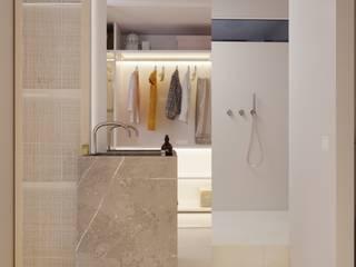 ponyANDcucoBYgigi Minimalist style bathrooms