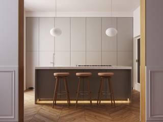 ponyANDcucoBYgigi Built-in kitchens