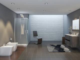 Inbagno BathroomDecoration Wood Wood effect