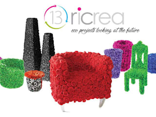 13RiCrea PRESENTATIONS OF PRODUCTS / SERVICES 13RiCrea Eclectic style garden