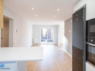 Grupo Inventia Living room Concrete Beige