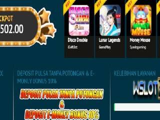 WSLOT888 Situs Judi Online Slot Casino Pragmatic Play Wslot888 Situs Jud1 Online