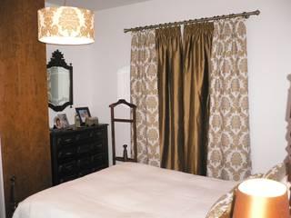 maria inês home style Mediterranean style bedroom