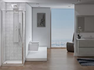 Inbagno BathroomStorage Kayu Wood effect