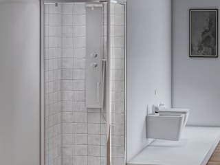 Inbagno BathroomBathtubs & showers Kaca Transparent