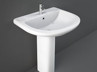 Inbagno BathroomSinks Keramik White